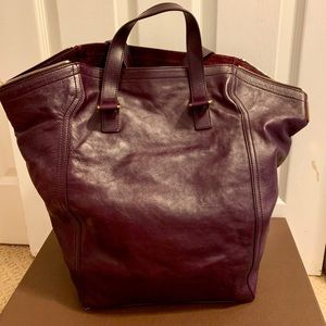 Yves Saint Laurent Bags - Authentic yak downtown large tote